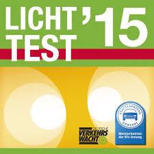 kostenloser Licht-Test
