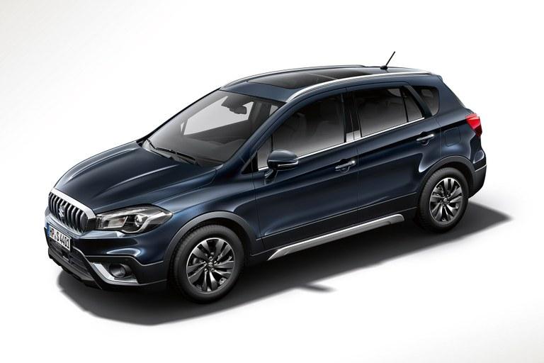 Der neue Suzuki SX4 S-Cross